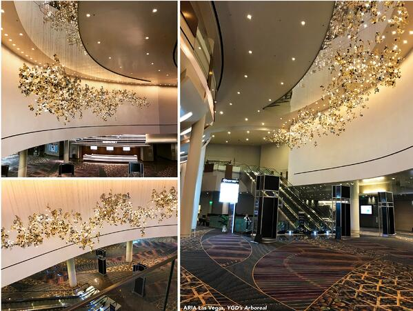 ygd_aria convention center_arboreal photo collage