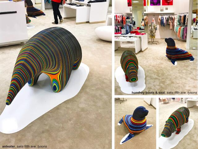ygd_saks fifth avenue tysons galleria_rainbow humfrey_seal_anteater_blog collage.jpg